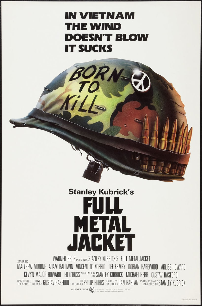 Full Metal Racket 0