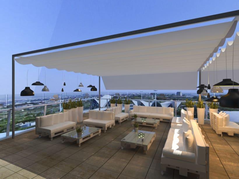 Proyecto de interiorismo para la Firma Toro Loco. El Corte Ingles Av. Francia 2013 (Valencia) 1