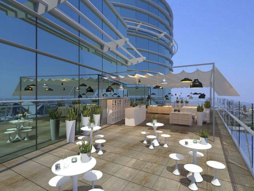 Proyecto de interiorismo para la Firma Toro Loco. El Corte Ingles Av. Francia 2013 (Valencia) 4