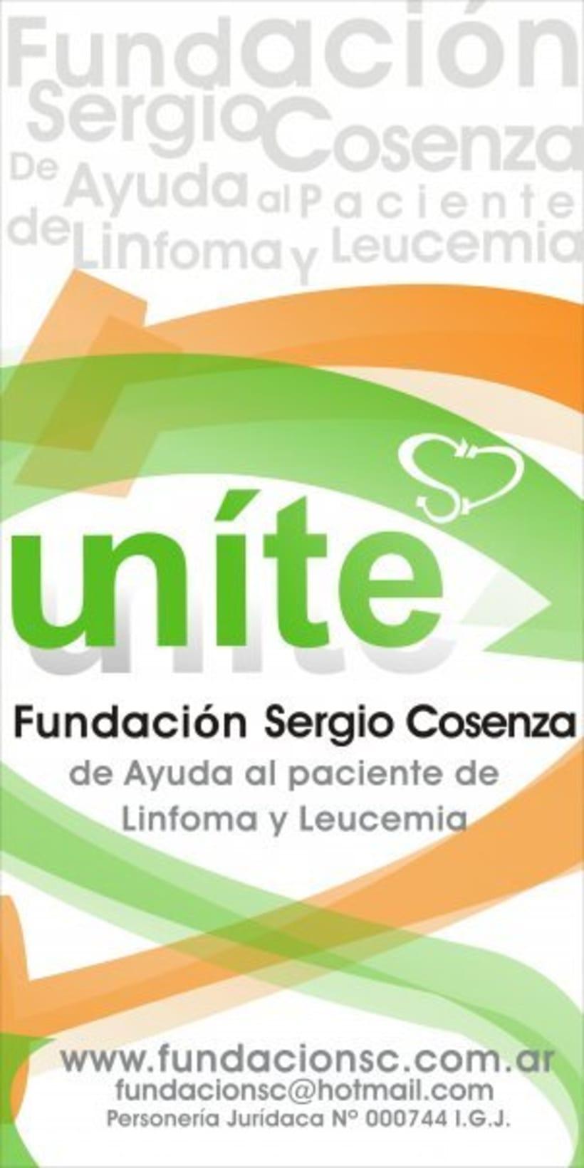 Campaña Fundacion Sergio Cosenza 0