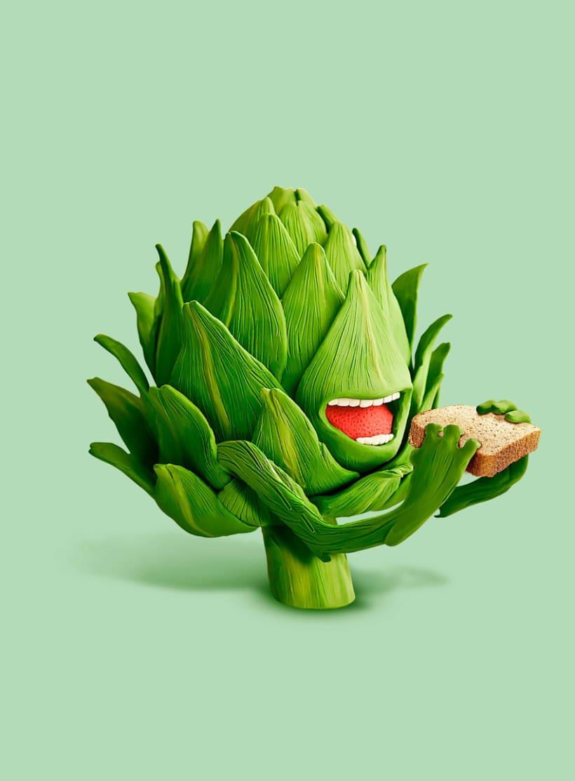 Vegetales Pan Bimbo  3
