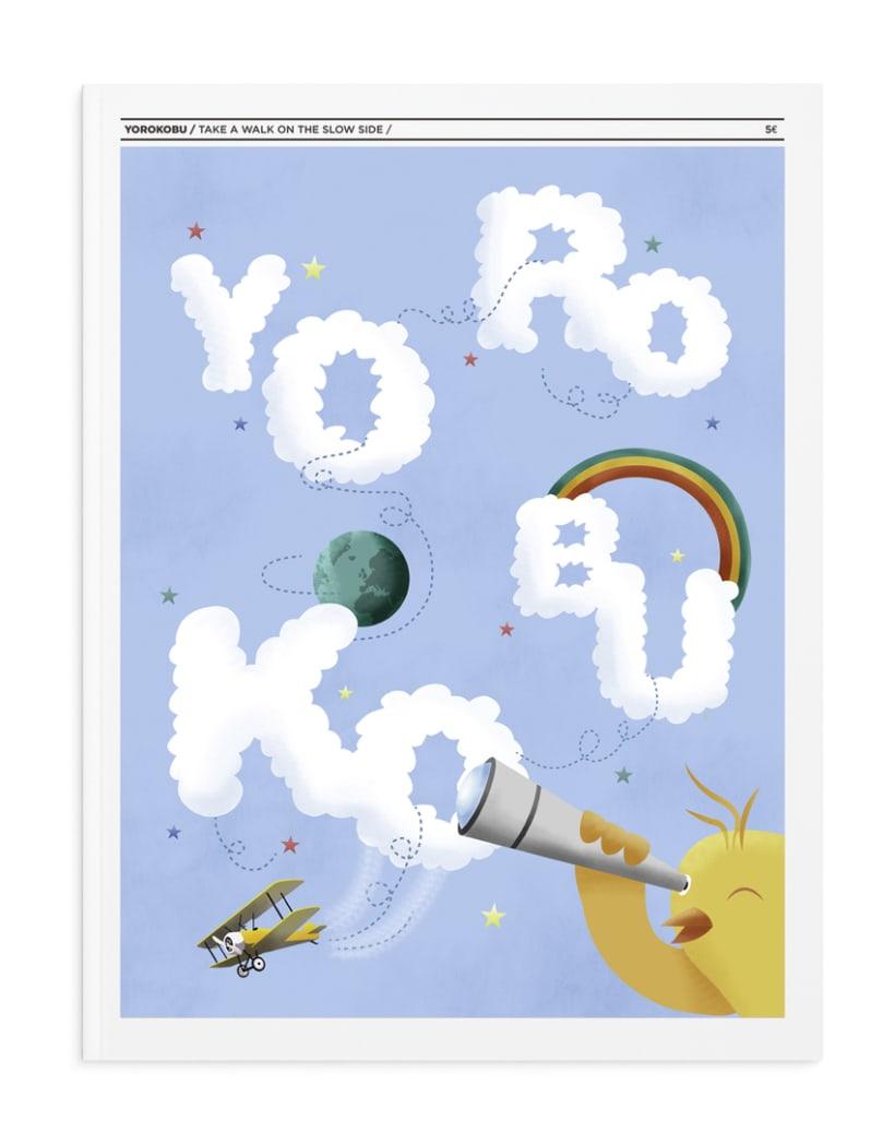 YOROKOBU Magazine 1