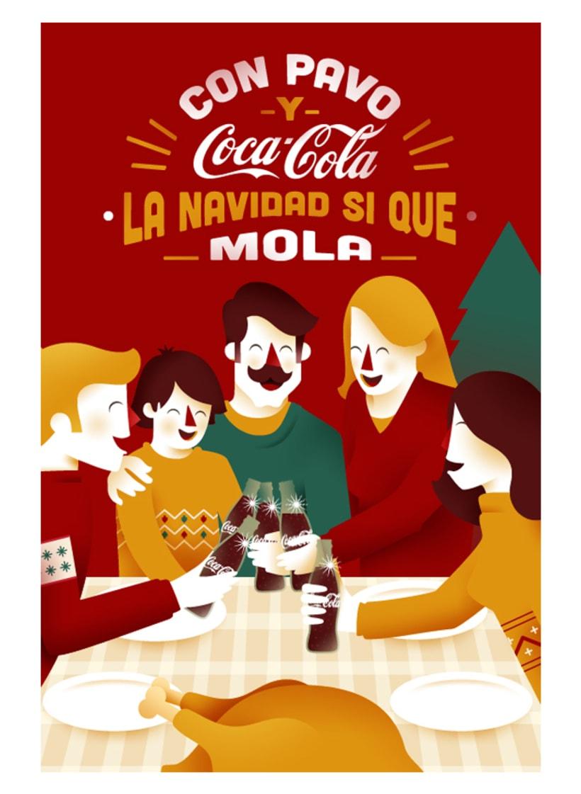 Coca Cola ·  Line Cards 1