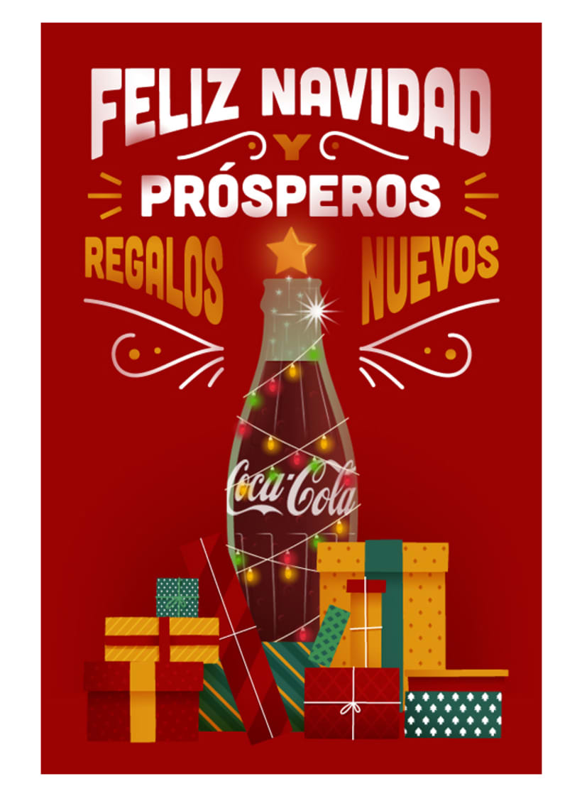Coca Cola ·  Line Cards 2