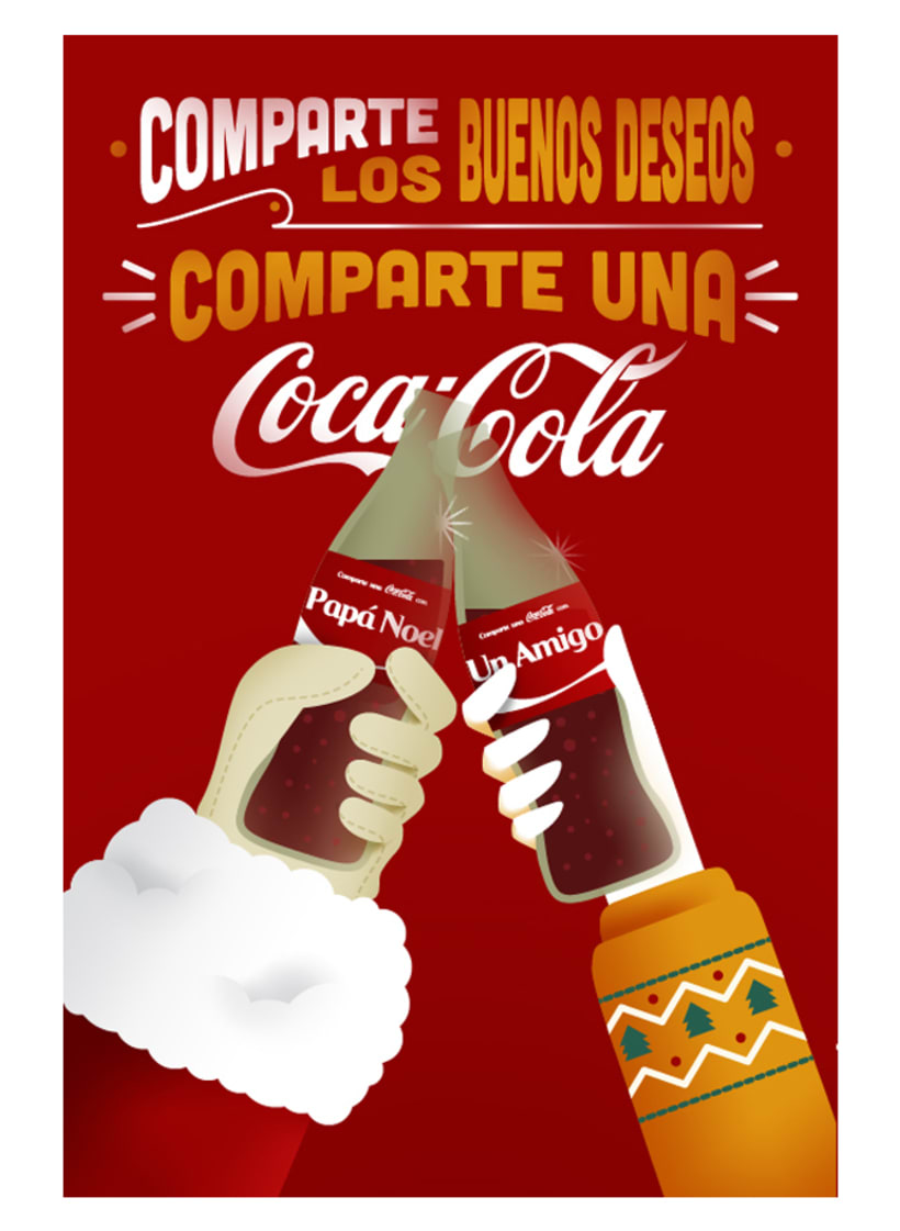Coca Cola ·  Line Cards 3