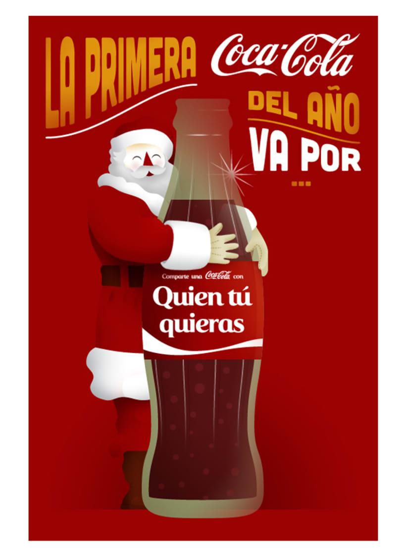 Coca Cola ·  Line Cards 4