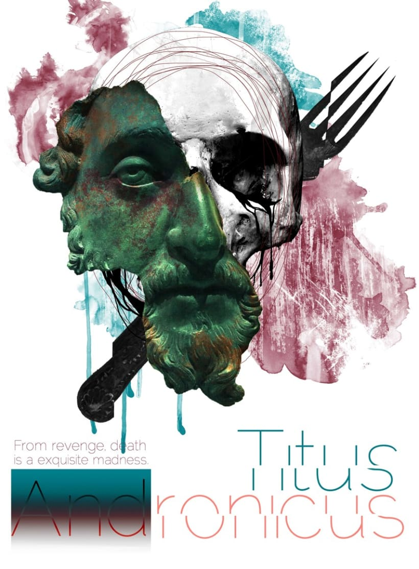 """Titus Andronicus"" - From william shakespeare 1"