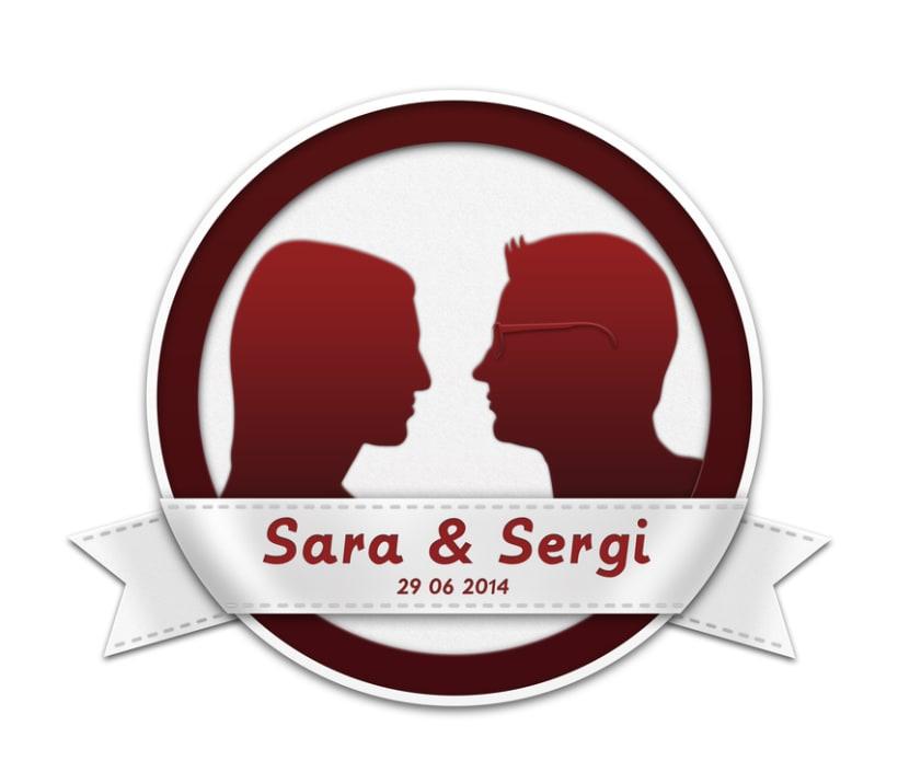 Imagen de boda (sello) 2