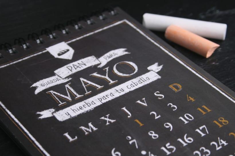 Calendario Refranero 2014 5