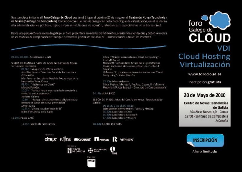 Foro Galego Cloud (Ozona Consulting) 5