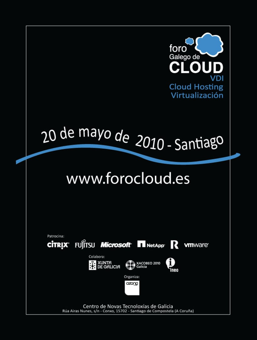 Foro Galego Cloud (Ozona Consulting) 0