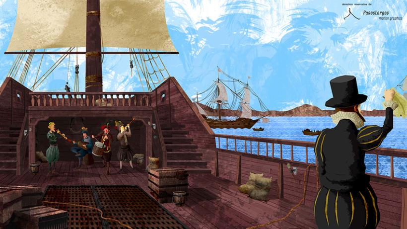 Pabellón de la Navegación - Isla de la Cartuja 14