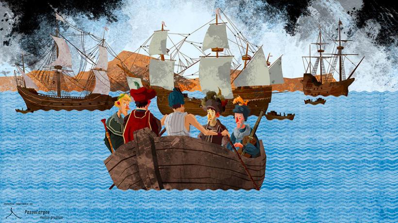 Pabellón de la Navegación - Isla de la Cartuja 16