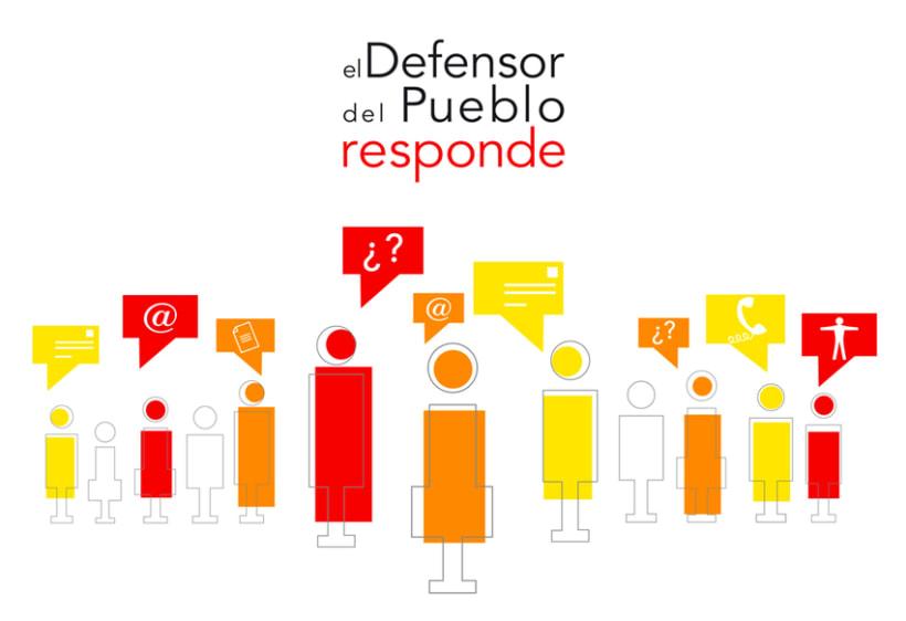 """Folleto divulgativo para """"el Defensor del Pueblo"""" 0"""