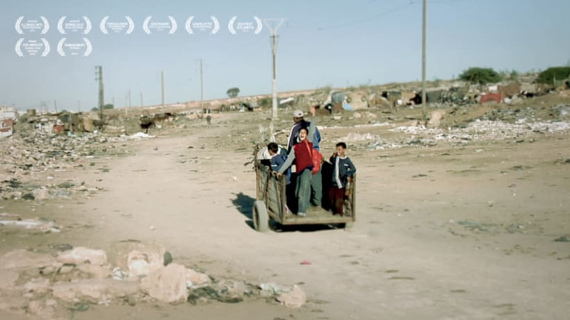 "Documental ""CROSSING BORDERS"". Cliente Morocco Exchange. Premiado en 10 festivales internacionales de cine documental 0"