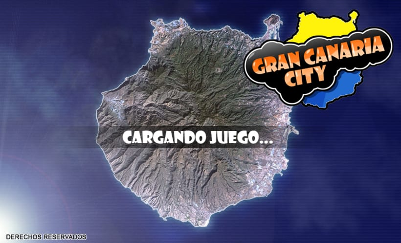 Gran Canaria City - Juego online publicitario 0