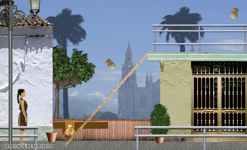 Gran Canaria City - Juego online publicitario 4