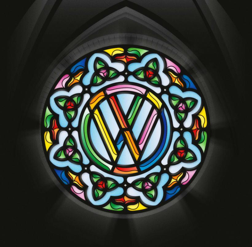 Yorokobu - Stain Glass 12