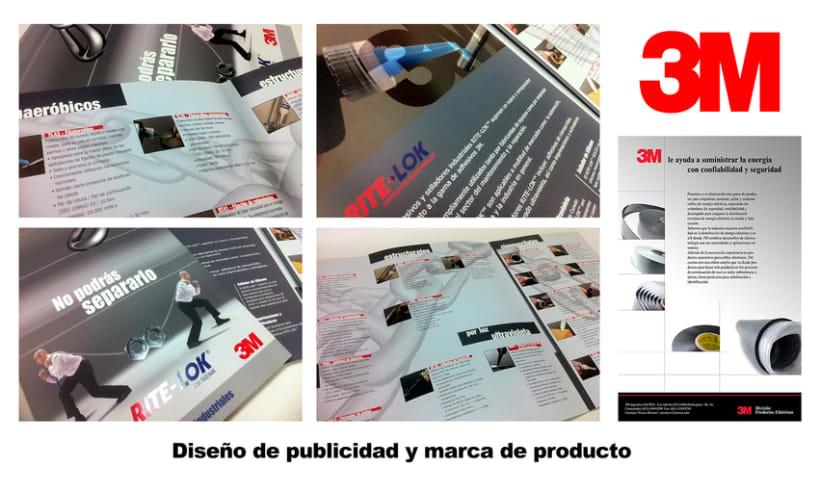 Soluciones Gráficas 3M España HRDI 10