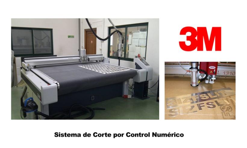 Soluciones Gráficas 3M España HRDI 4
