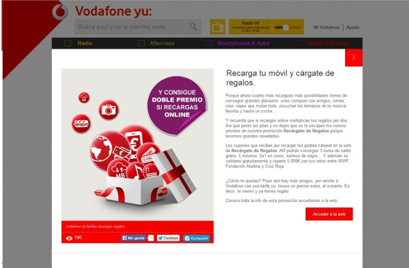Vodafone yu: 0