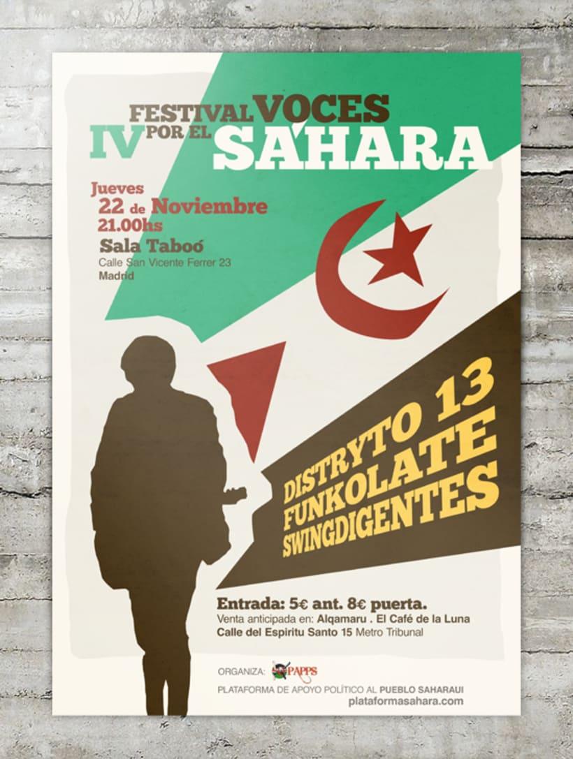 Voces por el Sáhara -1