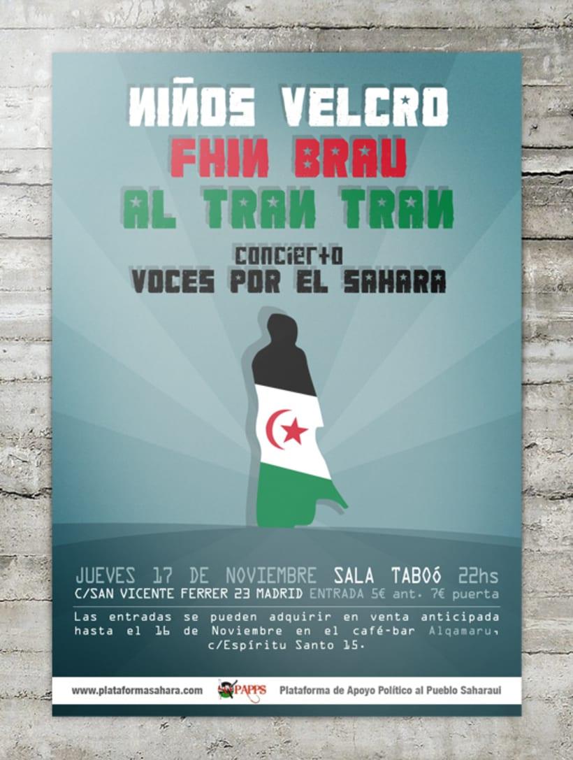 Voces por el Sáhara 0