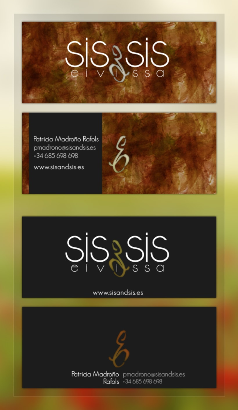 Sis & Sis. Imprenta 1
