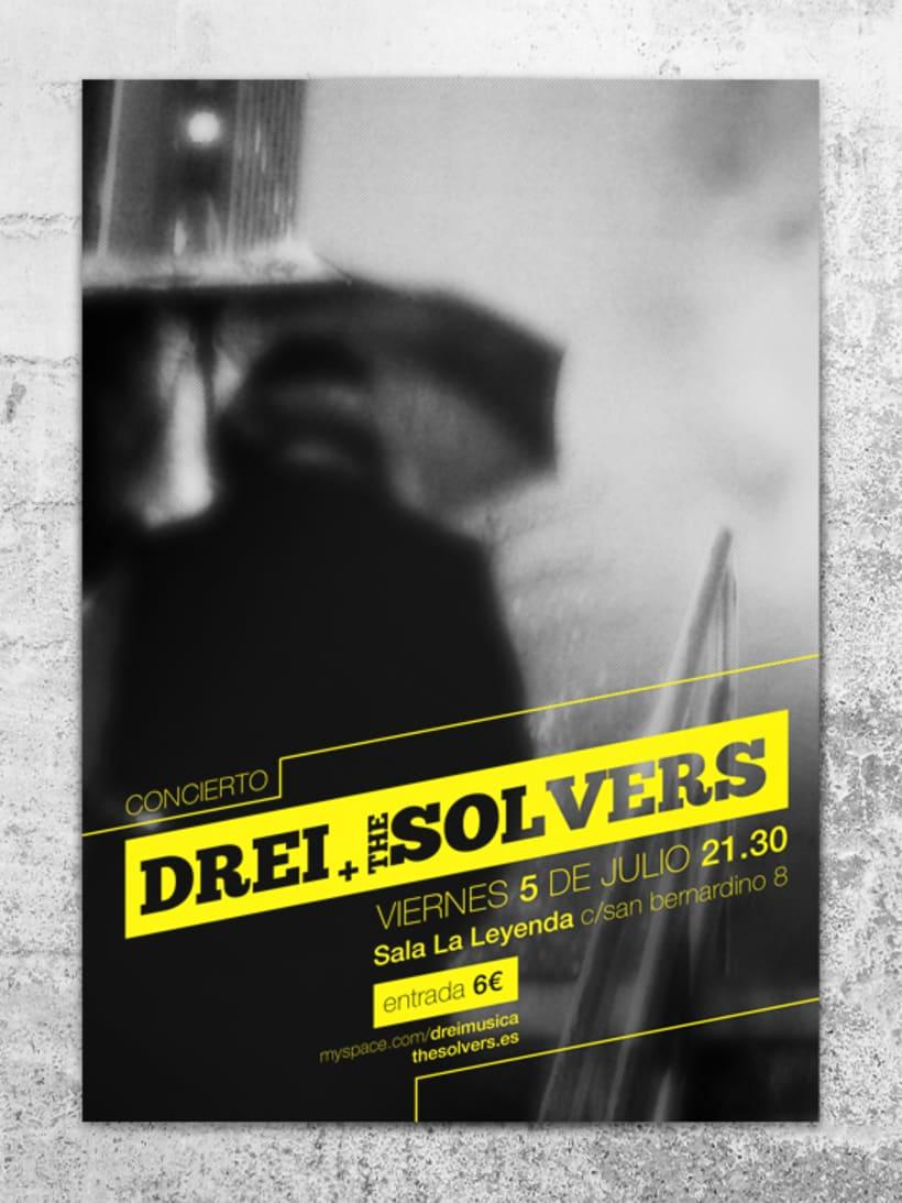 Concierto Drei + The Solvers -1