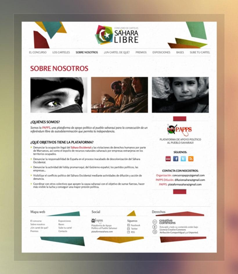 Concurso Sáhara Libre 3