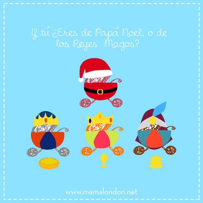 Y tú, ¿eres de Papá Noel o de los Reyes Magos? -1