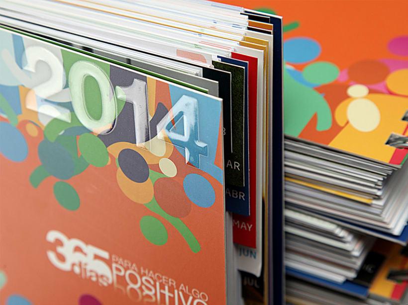 Calendario y Agenda Solidaria G3 para 2014 1