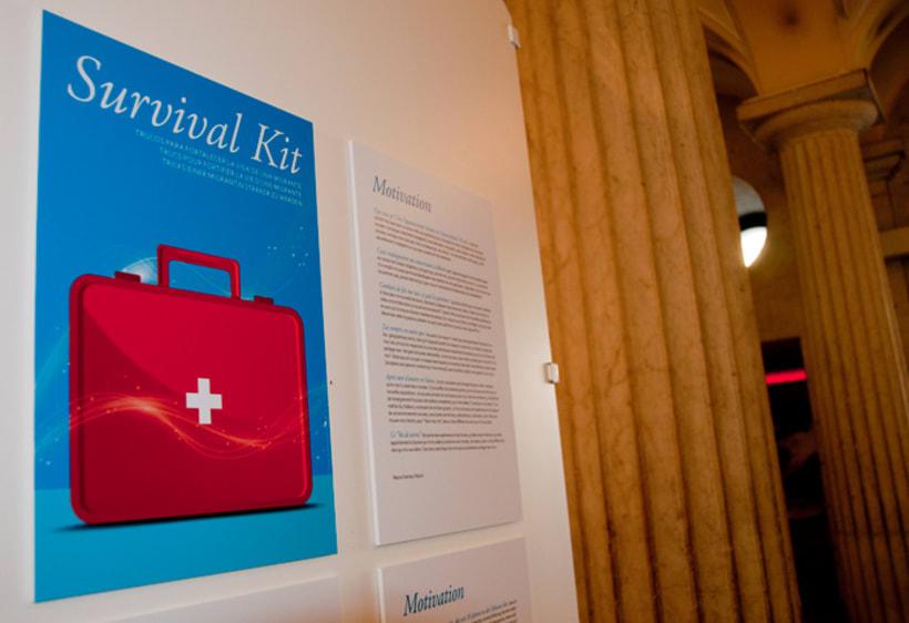 """""""Survival Kit"""" Trucos para fortalecer la vida de una migrante 12"""