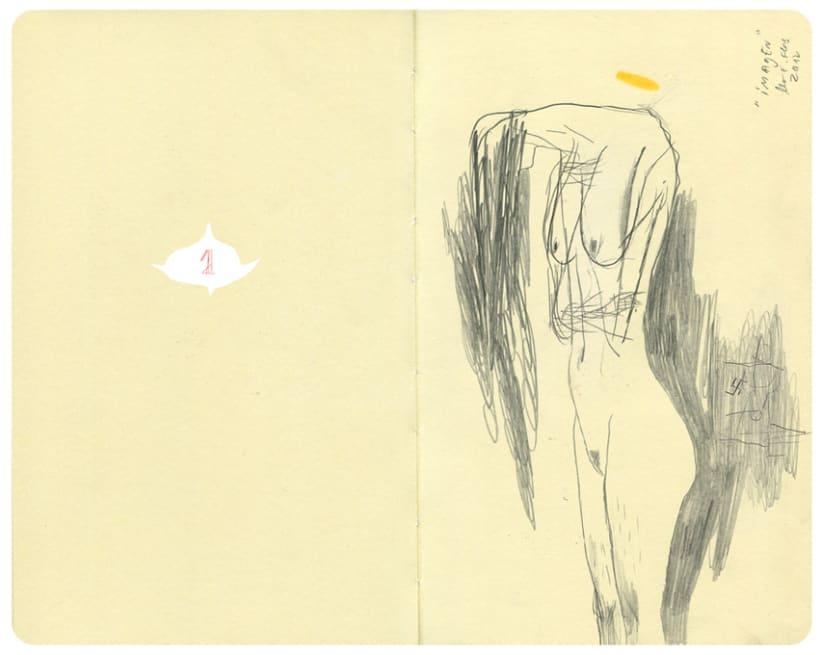 Dibujos en Libretas II 9
