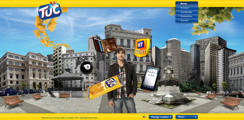 Website TUC biscuits EU 1