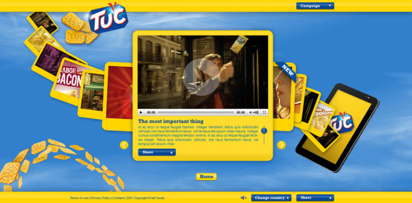 Website TUC biscuits EU 3