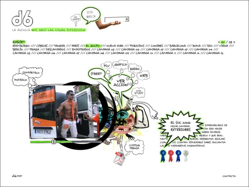 Website Agencia d6 3