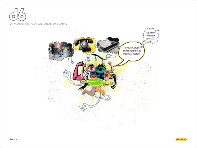 Website Agencia d6 4