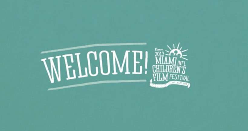 Miami International Children´s Film Festival Credits 1
