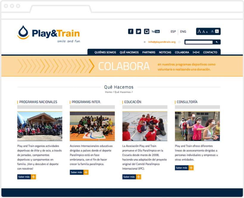 Play&Train 3