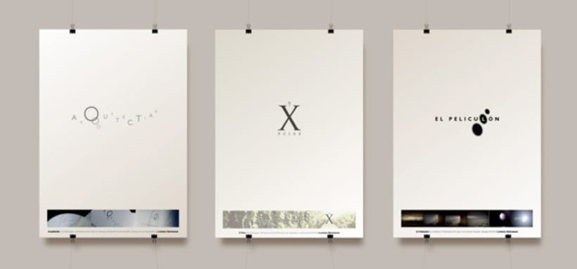 Brand Identity Poster Series 1