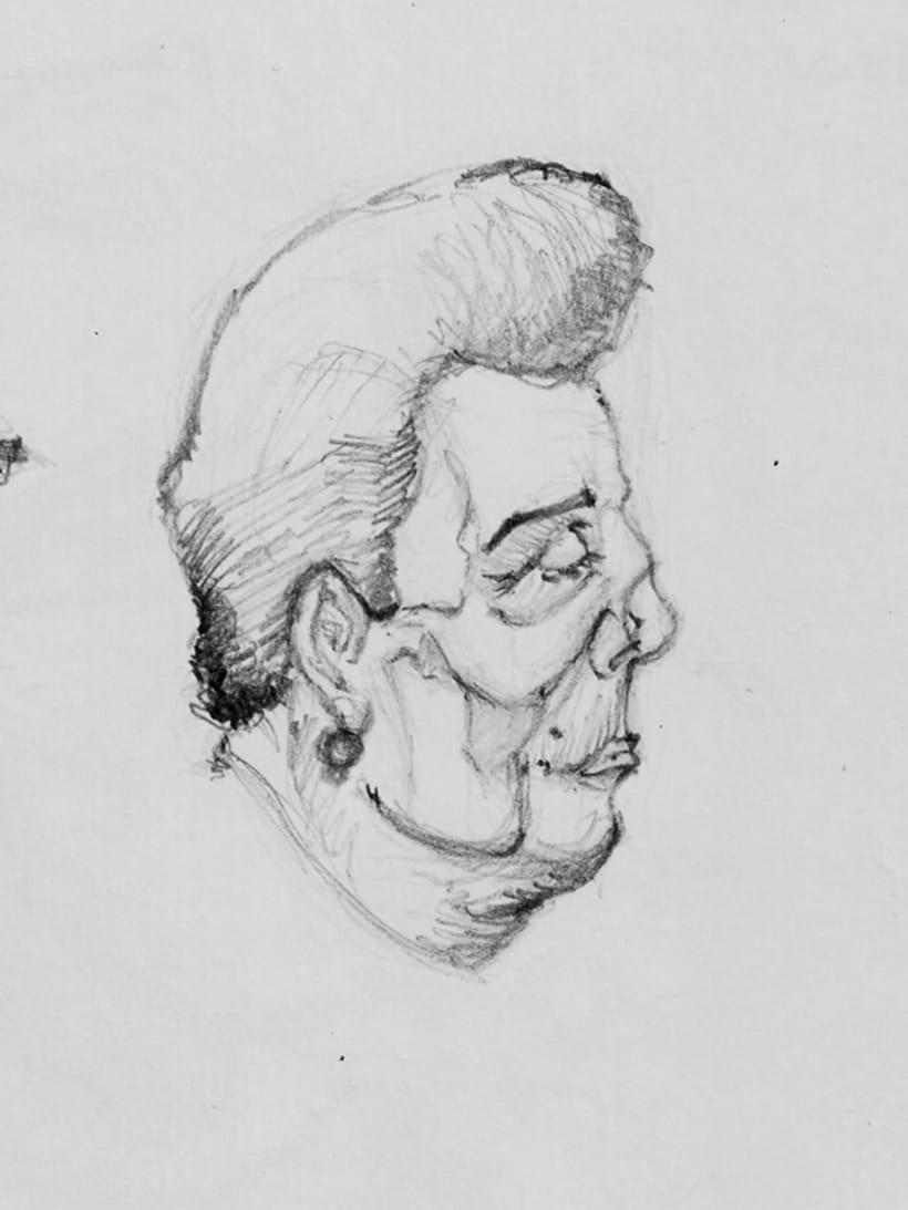 Sketches y Dibujos 2