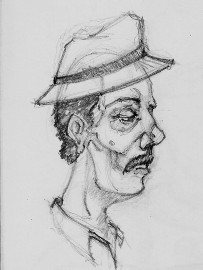 Sketches y Dibujos 3