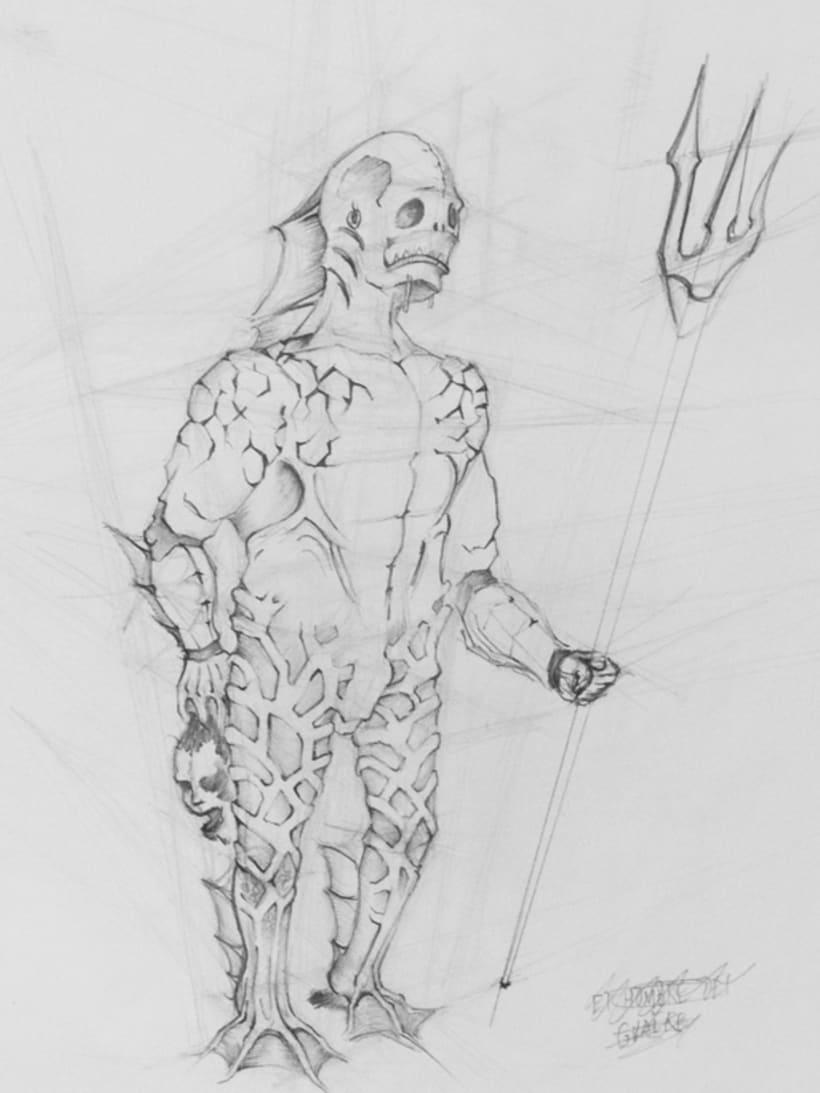 Sketches y Dibujos 4