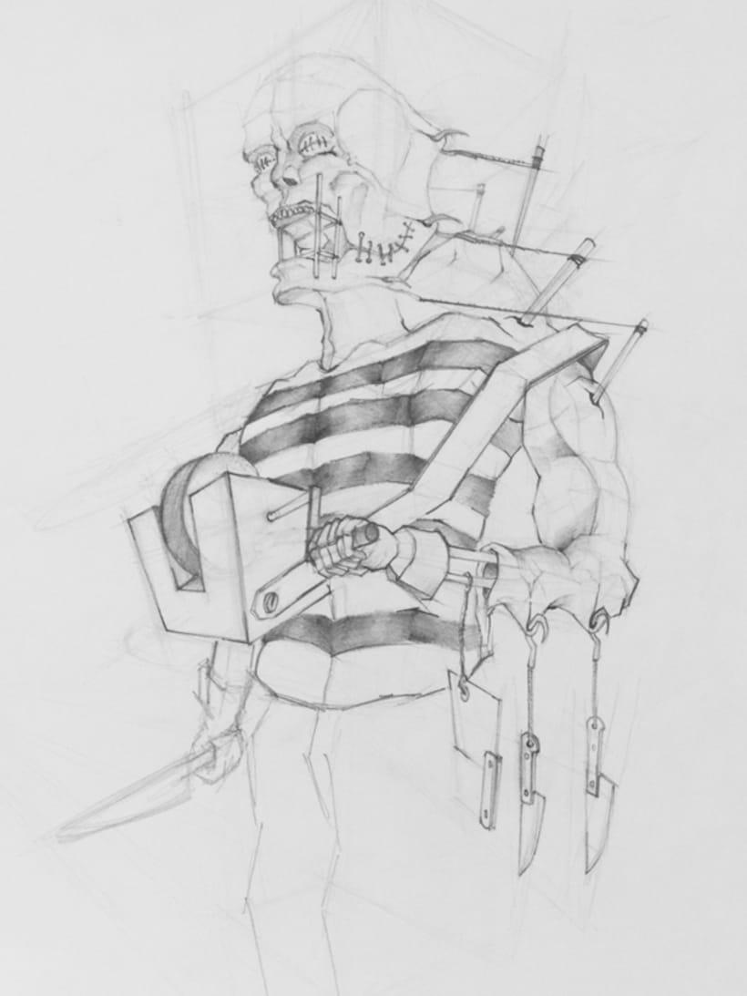 Sketches y Dibujos 5