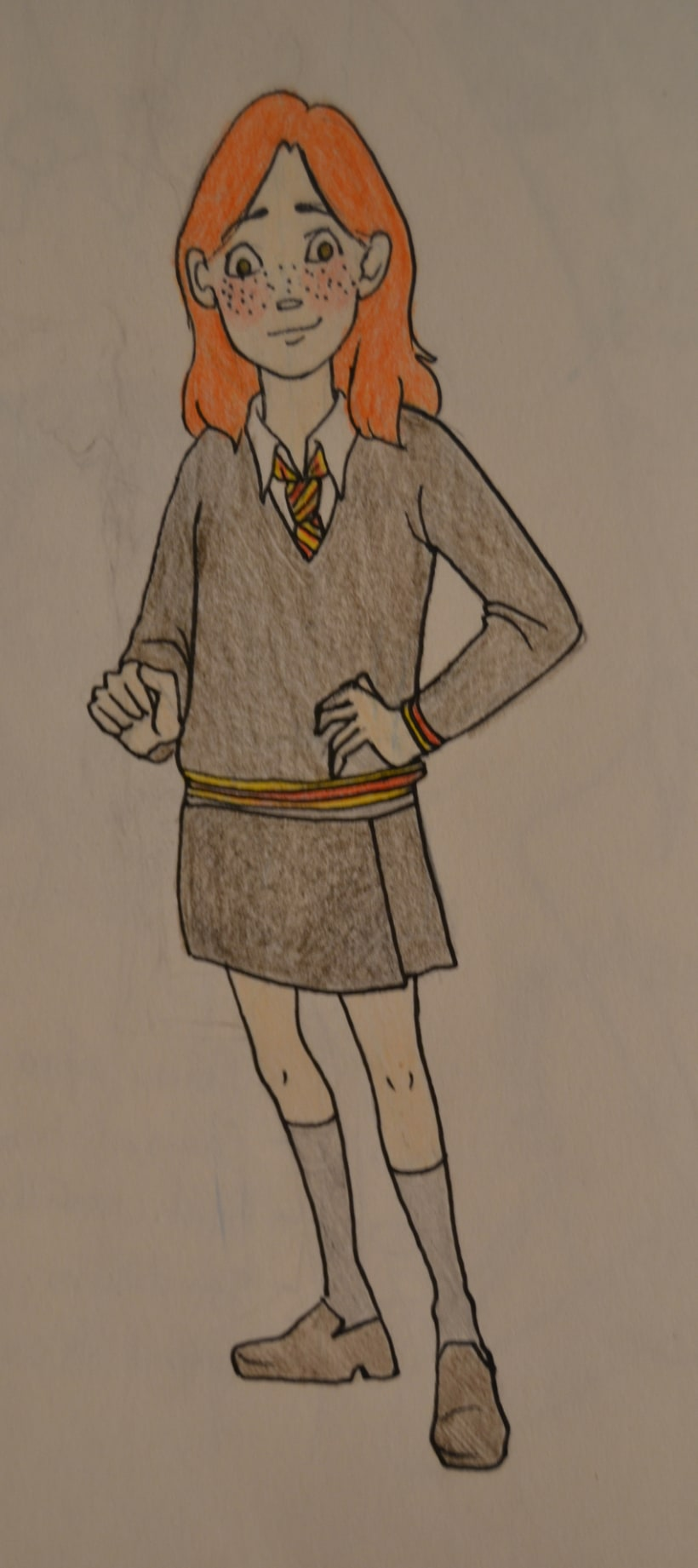 Based on 3rd Harry Potter Generation characters ~ 0