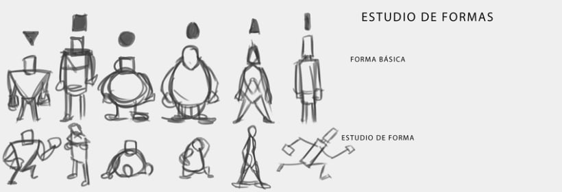 Práctica de Diseño de Personajes 0