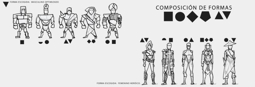 Práctica de Diseño de Personajes 2