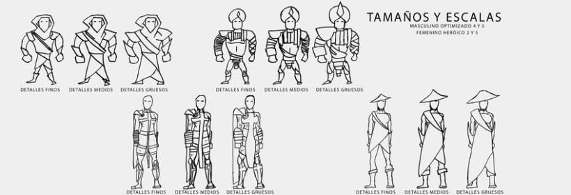 Práctica de Diseño de Personajes 3