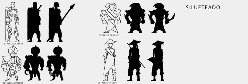 Práctica de Diseño de Personajes 4